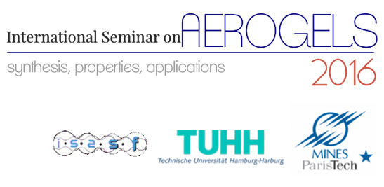 International Seminar on Aerogels 2016