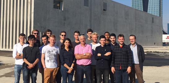 Apprentissage : nos futurs ingénieurs dans le bain de l'énergie