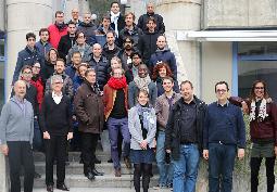Trente-cinq ingénieurs et chercheurs en formation sur le rayonnement solaire à Sophia Antipolis (Training in Solar Radiation)