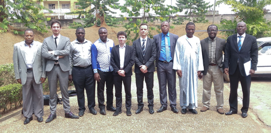 Mise en place du CETIC au Cameroun
