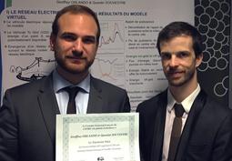 Concours réseaux électriques intelligents