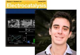 Les travaux sur le développement de nouveaux supports de catalyseur sont à l'honneur dans le journal Electrocatalysis.