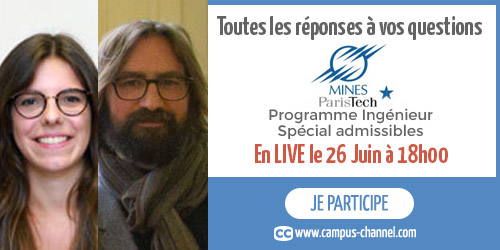 MINES ParisTech passe le Grand Oral