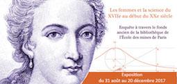 Exposition Les femmes et la science