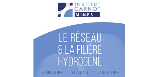 L'hydrogène au sein de l'institut CARNOT M.I.N.E.S.