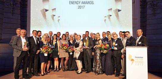 Le projet REstable de  PERSEE remporte le prix « European Energy Project 2017 »