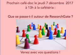 Research Gate : quel avenir ?...