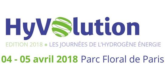 HyVolution – « Les journées de l'Hydrogène Énergie »