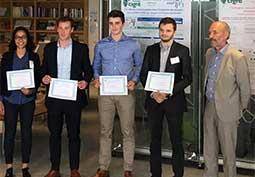Concours étudiant sur les réseaux électriques intelligents