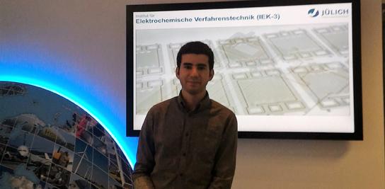 Mobilité des doctorants : une collaboration réussie au centre de recherche de Jülich !