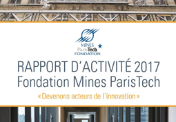 Découvrez le rapport d'activité 2016-2017 de la Fondation !