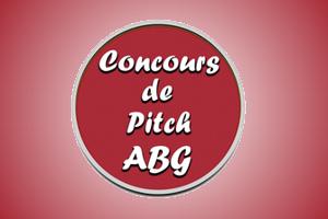 Concours de pitch ABG 2018