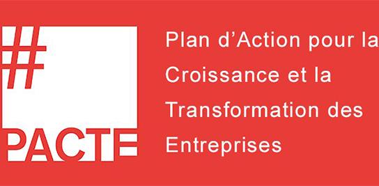 #PACTE : un nouveau statut pour l'entreprise