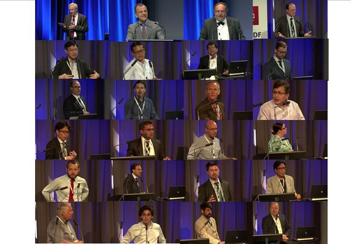 Watch oral presentations given at EUCOSS 2018!