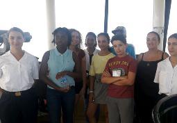 Les Petits Débrouillards en visite à MINES ParisTech