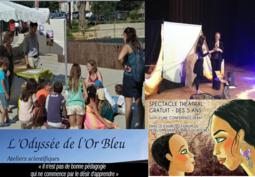 Art et Science: journée pédagogique autour du climat et de la ressource en eau au Rouret