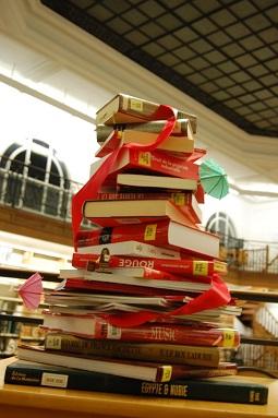 Fermeture de la bibliothèque