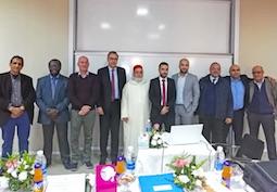 Séminaire HPC (Calcul haute performance) au Maroc