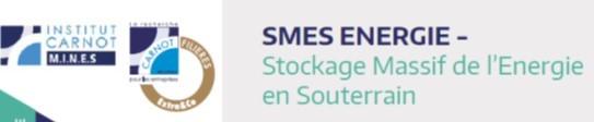 SMES ENERGIE -  Stockage Massif de l'Énergie en Souterrain