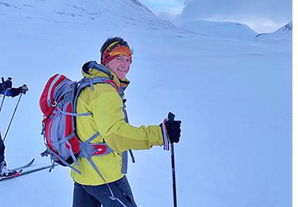 Thierry Coupez en mission auprès des icebergs