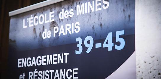 L'École des mines 39-45