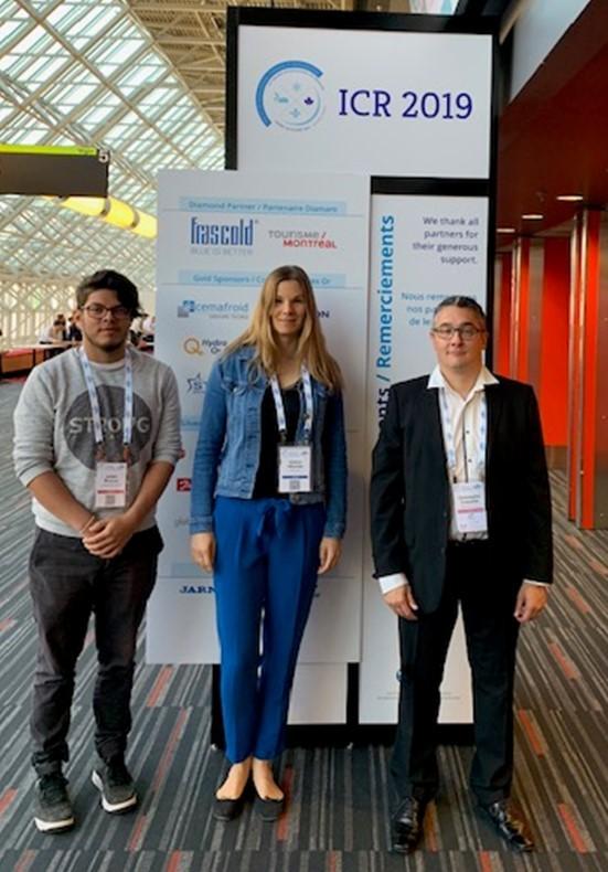 Le CTP au congrès ICR 2019