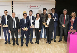 Trophées performance Veolia 2019