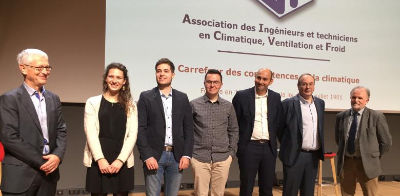 Loan Hemery et Aurore Wurtz, lauréats du Prix Roger Cadiergues