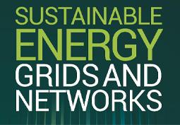Fabrizio SOSSAN nommé Editeur Associé du journal <i>Sustainable Energy, Grids and Networks</i> (Elsevier)