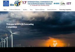 L��quipe de PERSEE / MINES ParisTech remporte le challenge international de pr�vision EEM 2020