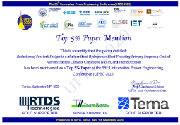 """Top 5% Paper Mention"""