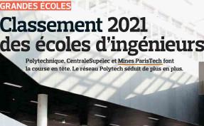MINES ParisTech toujours au top
