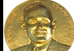 Daniel Pino Muñoz lauréat de la Médaille Jean Rist 2020