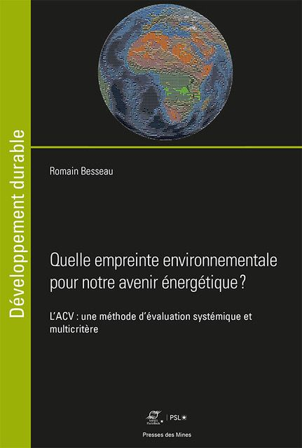 Publication de l'ouvrage de Romain Besseau