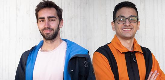 Deux nouveaux stagiaires au sein des équipes PERSEE