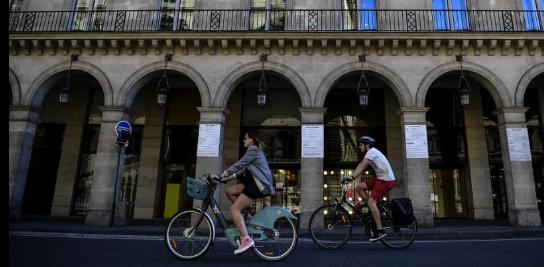 Les « coronapistes », une expérience inédite pour redessiner la ville cyclable